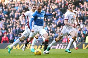 how long should kenny miller stay at rangers and will kris commons go to aberdeen or hibs?