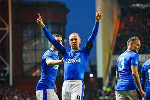 kenny miller can fire rangers back into champions league insists lee wallace