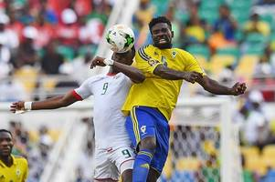 cardiff city to be boosted by return of bruno manga after hosts gabon crash out of africa cup of nations