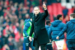 the final word as paul clement proves only results matter for swansea city in their bid to avoid relegation from the premier league