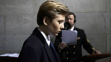comedy writer rich 'suspended' over barron trump jibe
