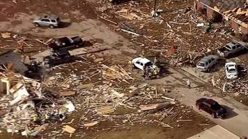 us storms: tornadoes wreak havoc in mississippi