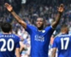 The Warrior – Wes Morgan rises above the pressure as Leicester do the impossible