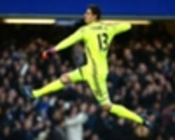 'I have never felt so good' - Courtois happy at Chelsea and rules out CSL switch