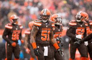 Cleveland Browns sign Jamie Collins to a new deal