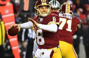 What The Washington Redskins Could Do With Kirk Cousins