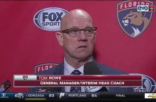 tom rowe: 'we're losing momentum when we shouldn't be'