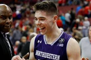 bracket watch: northwestern is poised to make its first tourney ever