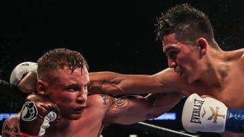 carl frampton ready to conquer leo santa cruz for the second time in las vegas