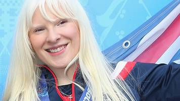 ipc alpine world championships: kelly gallagher fractures ribs & dislocates elbow