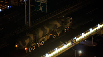 china deploys icbm system in response to trump's provocative remarks