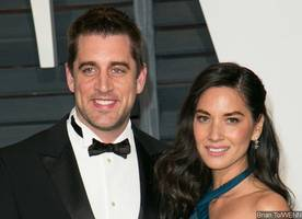 Did Olivia Munn Just Throw Shade at Aaron Rodgers' Family?