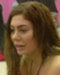 chloe ferry 'left' celebrity big brother house to film geordie shore