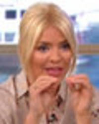holly willoughby in shock tirade at this morning guest: 'stop you're hurting him'