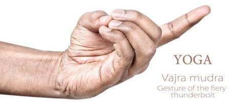 Perform vajra mudra to improve your blood circulation