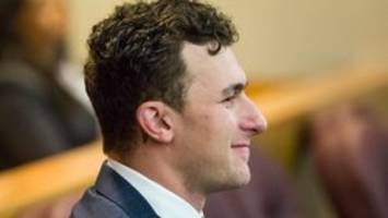 Manziel deletes Twitter account after advice to Trump