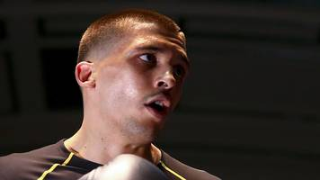 'Strictly business' Selby wants to live American dream