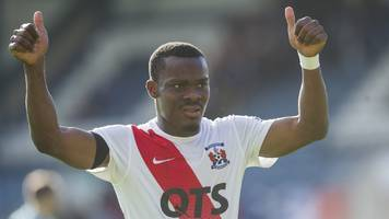 Killie's Coulibaly agrees deal with Al Ahly