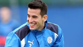 luis hernandez: leicester defender joins malaga, six months after signing