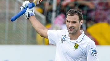 Stephen Cook: Durham's Jon Lewis excited by South Africa batsman's qualities