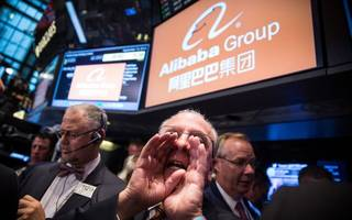 Alibaba reports bumper revenues as Singles' Day sales steal hearts