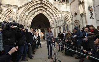 LIVE: Supreme Court rules on Article 50