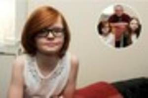 kingswood academy bullying victim crystal, 12: 'they call me a...