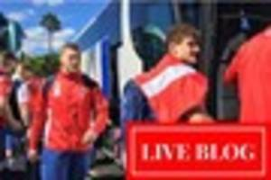 hull kr live from tenerife - pictures, videos and analysis from...