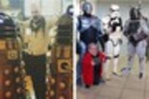 Second comic convention is making its way to Grimsby after a...