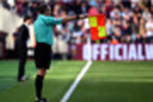 Assistant referee removed from Crystal Palace's FA Cup with...