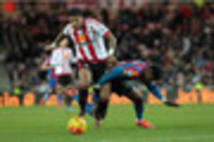 crystal palace plot move for former sunderland midfielder as...