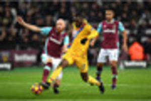 West Ham and Sunderland defenders on 'five-man shortlist' for...