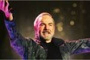 Neil Diamond announces UK tour and tickets go on sale on Friday
