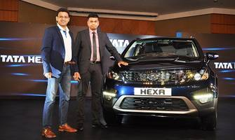 make way for tata motors' new lifestyle vehicle –'hexa'