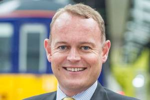 new scotrail boss alex hynes promises to improve services as he replaces phil verster