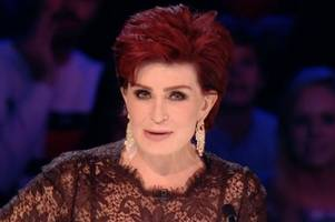 "sharon osbourne insists piers morgan just wants ""to get a reaction"" after he called ewan mcgregor a 'paedophile-loving hypocrite'"