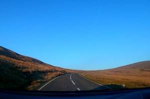 this road in the brecon beacons was a top gear favourite and it's not hard to see why