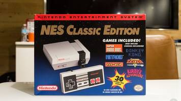 nes classic edition back in stock at gamestop