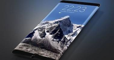 """samsung galaxy s8 to pack """"infinity display,"""" iris scanner, no logo on the front"""