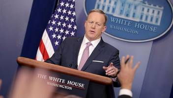 sean spicer's third white house briefing - live feed