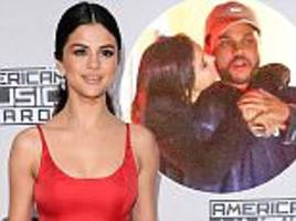 selena gomez and the weeknd have 'flirty relationship'