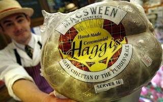 no haggis for trump as 45-year import ban remains in force