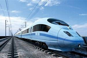firstgroup to run joint bid for hs2 rail franchise