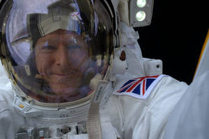 british astronaut tim peake will return to the iss