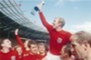 """world cup 1966: they think it's all over... """"quel dommage&qu..."""