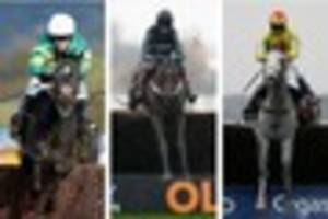 cheltenham festival: altior and min arkle clash may be disrupted...