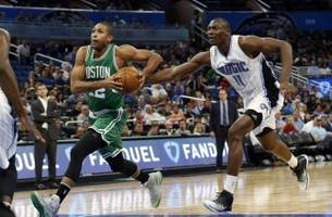 magic wands: orlando magic at boston celtics