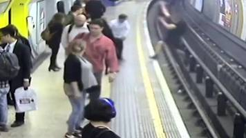 england fan jailed for pushing man in front of tube