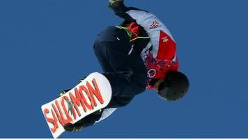 jamie nicholls: british snowboarder second in world cup slopestyle event