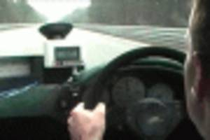 unseen footage reveals what it took for the mclaren f1 to hit 240.1 mph